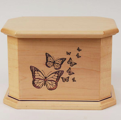 Whispers Butterfly Cremation Urn