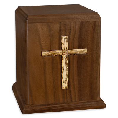 Cross Companion Cremation Urn