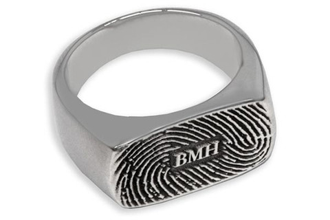 How to get a fingerprint, handprint, or footprint for our memorial jewelry