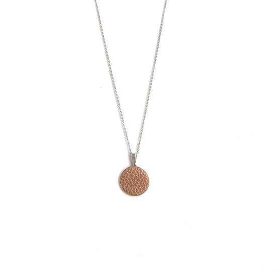 Rose Gold Necklace Pendant