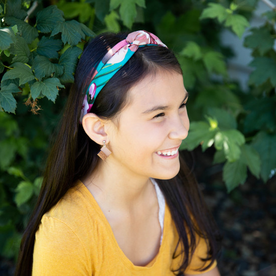 Twisted Fabric Headband | More Colors