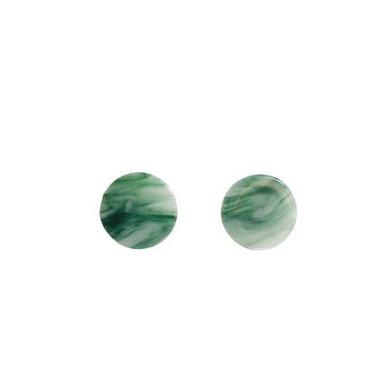 Light Green Acrylic Stud
