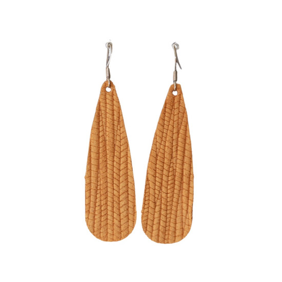 Brûlée Tear Drop Earring