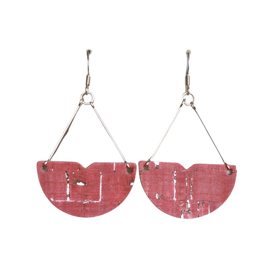 Berry Divine Drop Earring