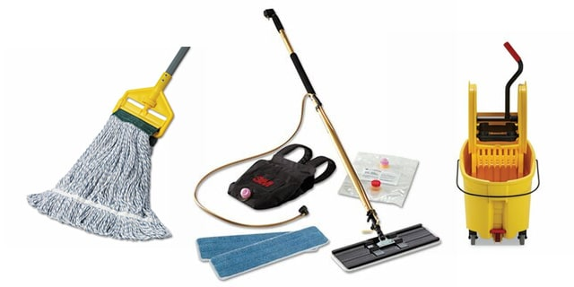 Mops Equipment & Accessories
