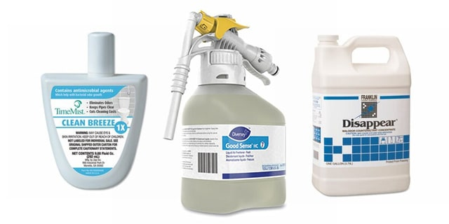 Odor Control & Air Fresheners