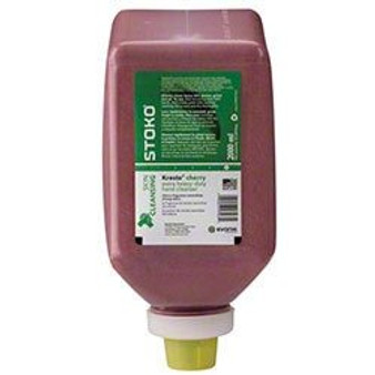 Stoko 99027563 Sold 1/2000ml Kresto Classic Cherry Hand Soap