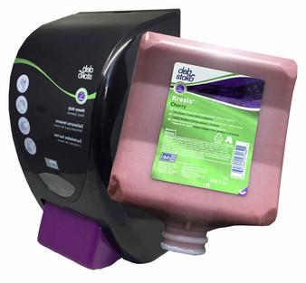 SC Johnson  KCH2LT Kresto Cherry Value Pak, One 2 Liter Cartridge & One Dispenser