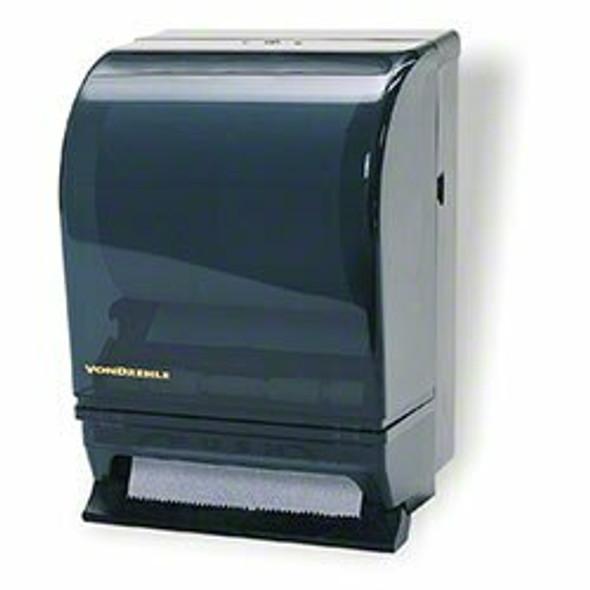 Von Drehle Hardwound Push Lever Towel Dispenser 8 Inch