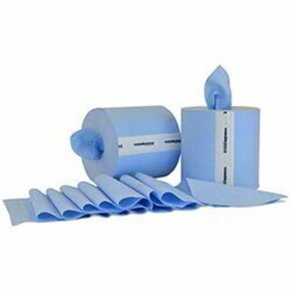Von Drehle DRC Blue Centerpull TowelWiper - 250
