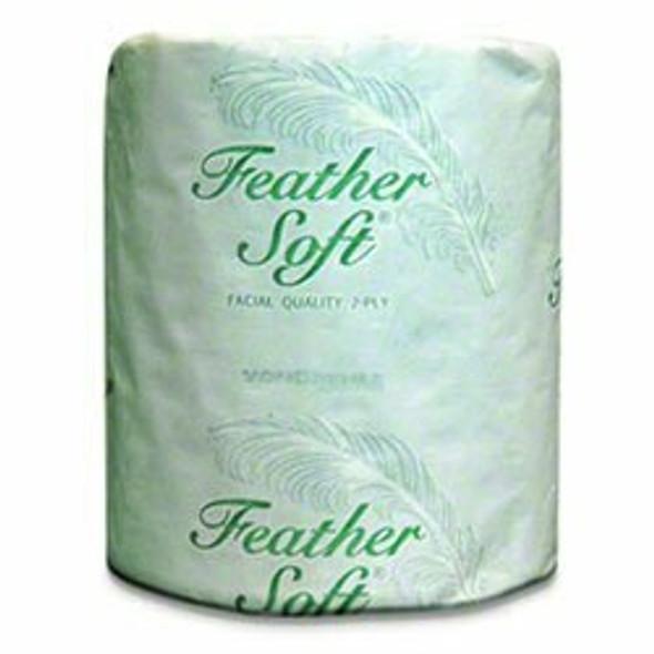 """Vondrehle 6022 Feather Soft® Premium Bath Tissue - 4.5"""" x 4.5"""" 2 ply 96 rls. cs."""