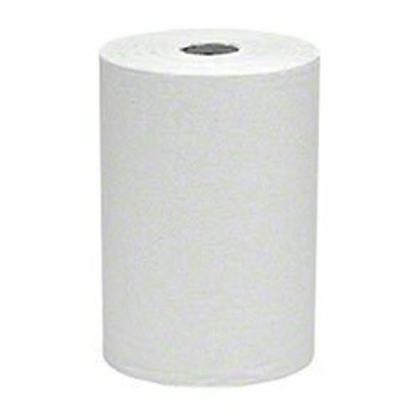 """Vondrehle 816B 10 Inch White Roll Towel 10"""" x 800' 6 Rls Cs."""