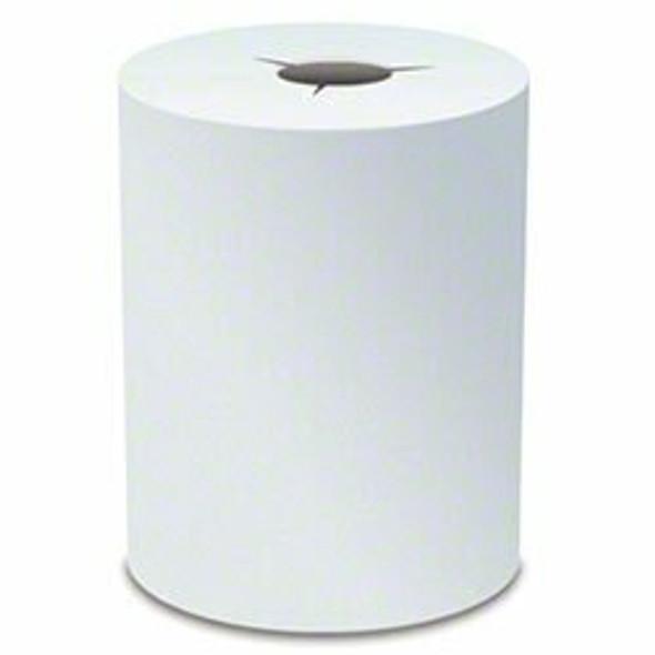 """Vondrehle 880BS White Starcut Roll Towel - 7.9"""" x 800' 314 / 8031400 compatible"""
