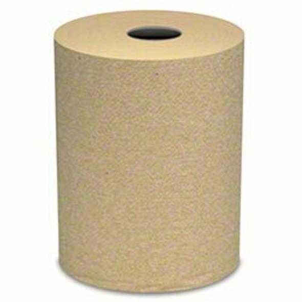 "Vondrehle 880N 8"" Natural Kraft Universal Hardwound Paper Towel, 6 per cs."