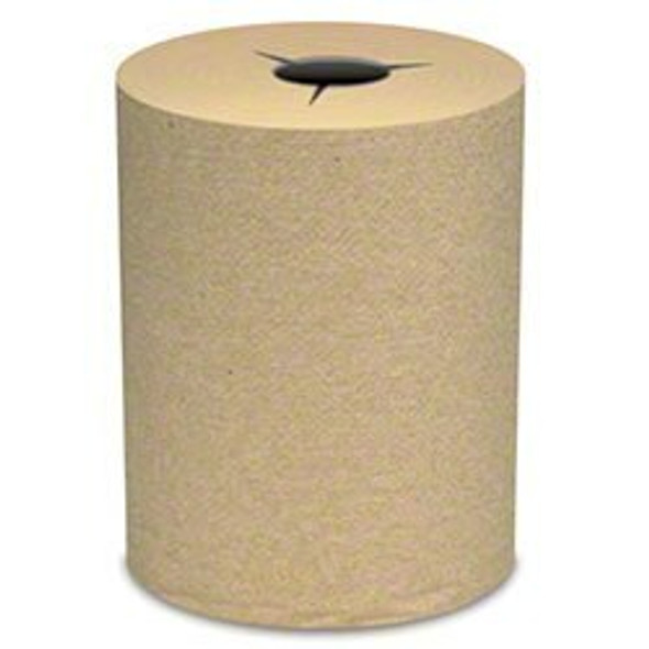 """Vondrehle 880NS Natural Starcut Roll Towel - 7.9"""" x 800' 313 / 8031300 compatable"""