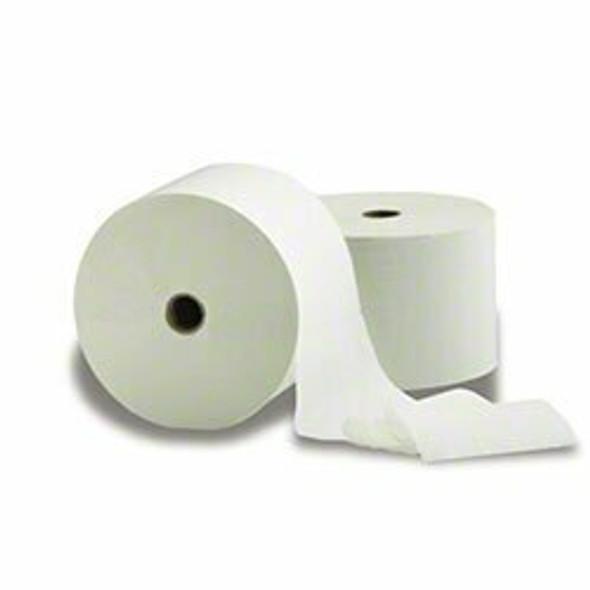 VonDrehle PR470 Transcend Porta Roll 2-Ply Micro Core Bath Tissue 3.875 X 5.8 470 Ft. Per Roll. 24 Rls Cs