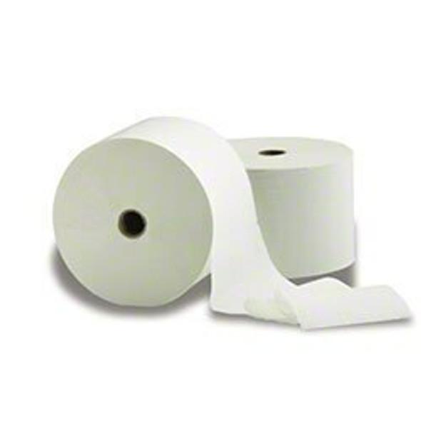 VonDrehle PR850 Transcend Porta Roll 1-Ply Micro Core Bath Tissue 3.875 X 6.0 850 Ft. Per Roll. 24 Rolls Per Cs