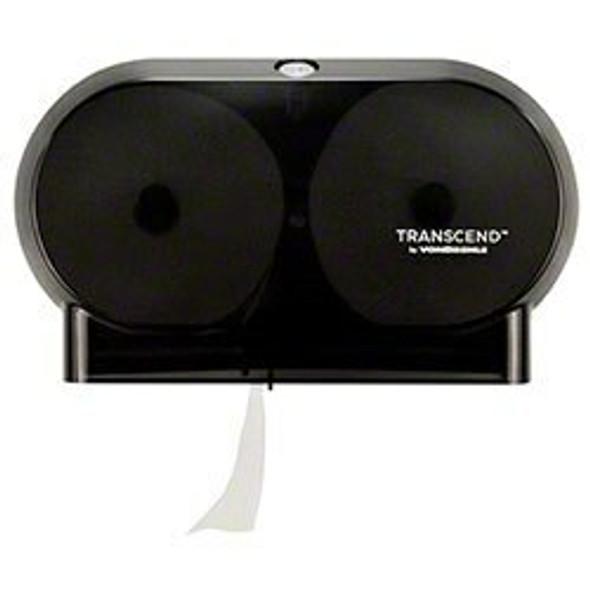 Vondrehle T200-B Transcend Micro Core Twin Dispenser, Black