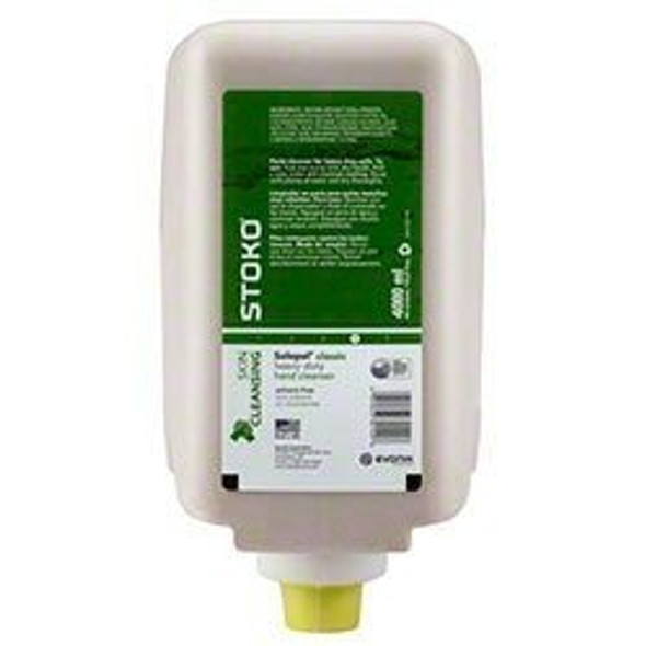 Stoko 32140 Solopol Classic HD Hand Soap 4000ML Hard Bottle Sold 2 Per Cs.