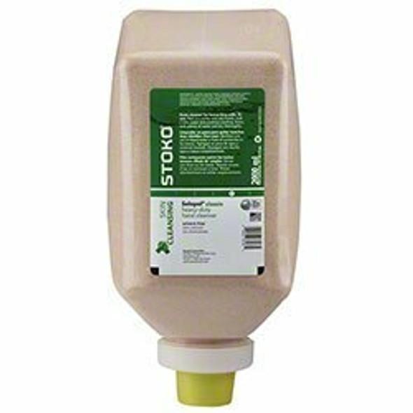 Solopol 83187 2000ml Soft Bottle Refill Solvent-Free Heavy DutyHand Cleaner