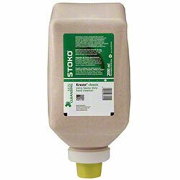 Stoko 87045 Kresto Soft Btl 2000ML Classic Heavy Duty Hand Soap Sold 6/Cs.