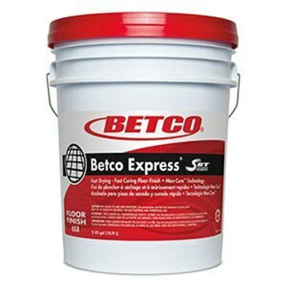 Betco Express With SRT Floor Finish (5 GAL Pail)