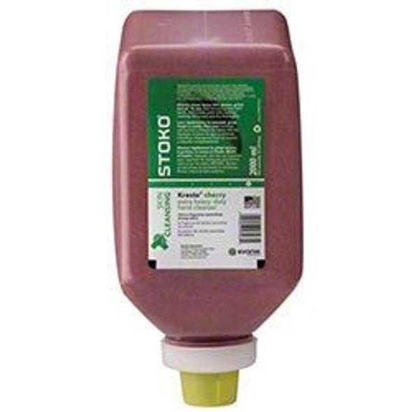 Stoko 99027563 Sold 1/2000ml Kresto Classic Cherry Hand Soap