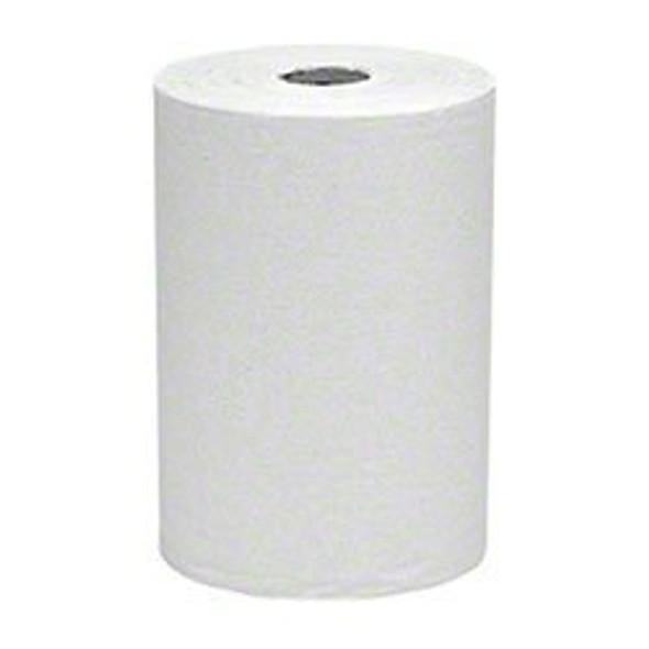 "Vondrehle Preserve 816B 10 Inch White Roll Towel 10"" x 800' 6 Rls Cs."