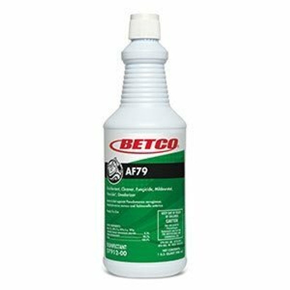 Betco AF79 Acid Free Bathroom Disinfectant 12/32oz RTU Cs.