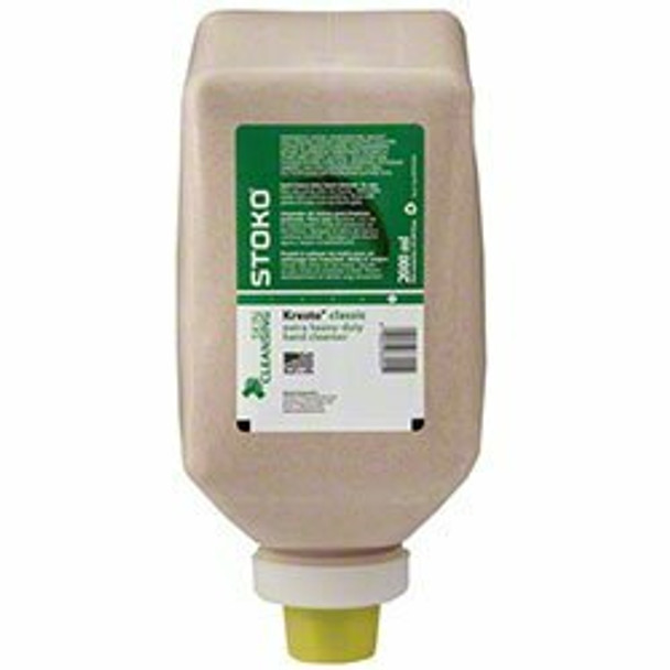 Stoko 87045 Kresto Soft Btl 2000ML Classic Heavy Duty Hand Soap Sold 1 Each