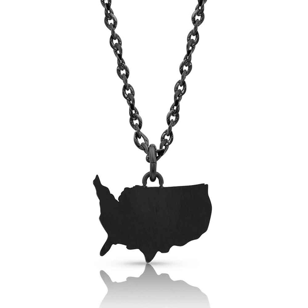 Home of the Brave USA Necklace (05-003-1049)