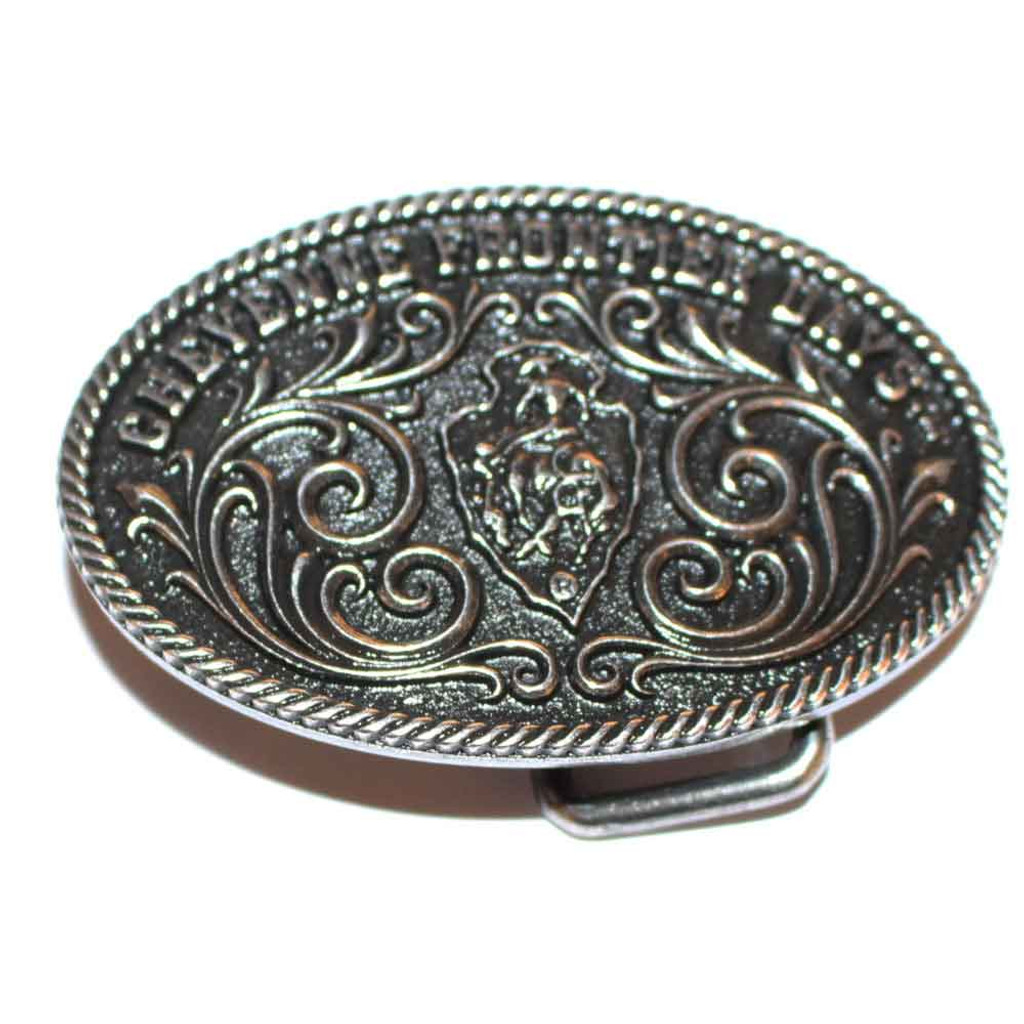 Small CFD Cast Buckle (06-001-0111)