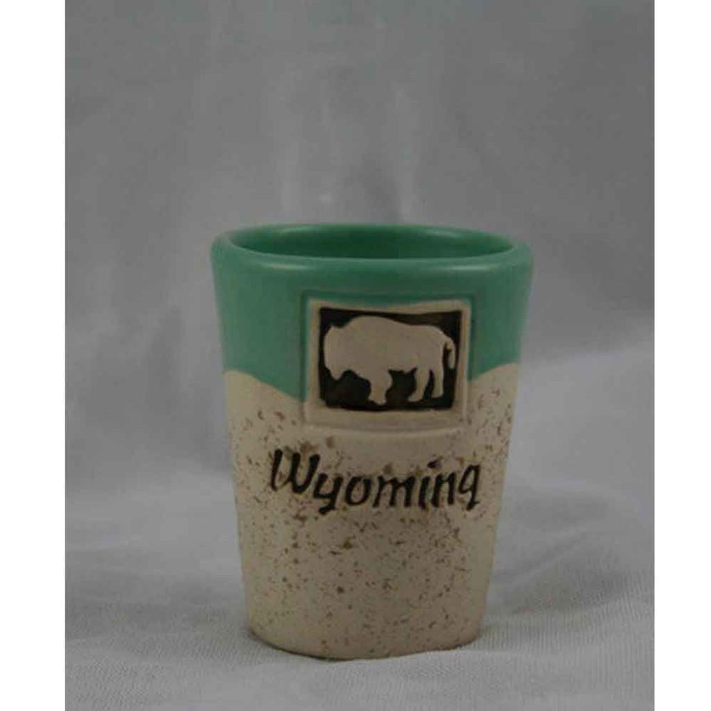 Wyoming Buffalo Shot (08-002-0129)
