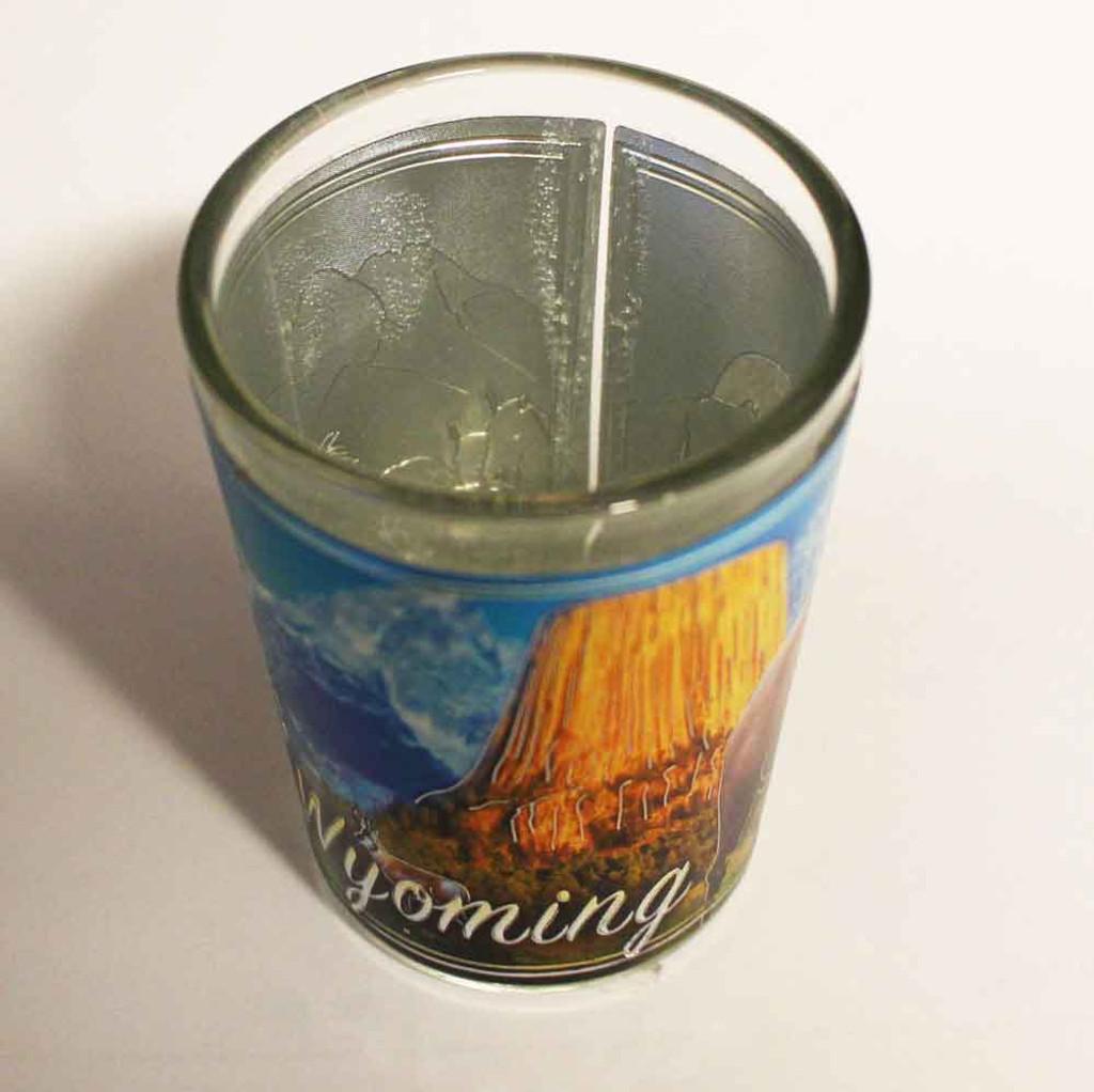 Glass Shot Glass (08-002-0225)