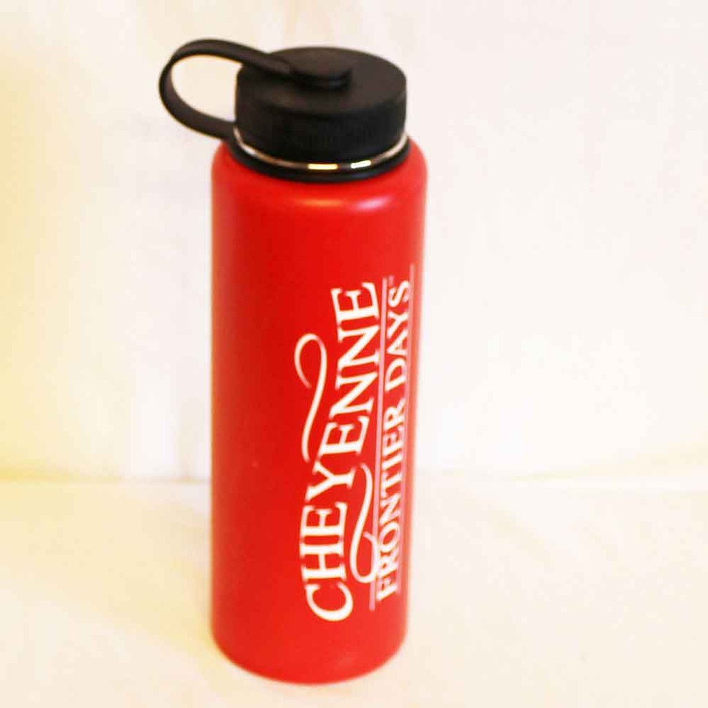 CFD 40oz Insulated H2go Water Bottle (08-004-0101)