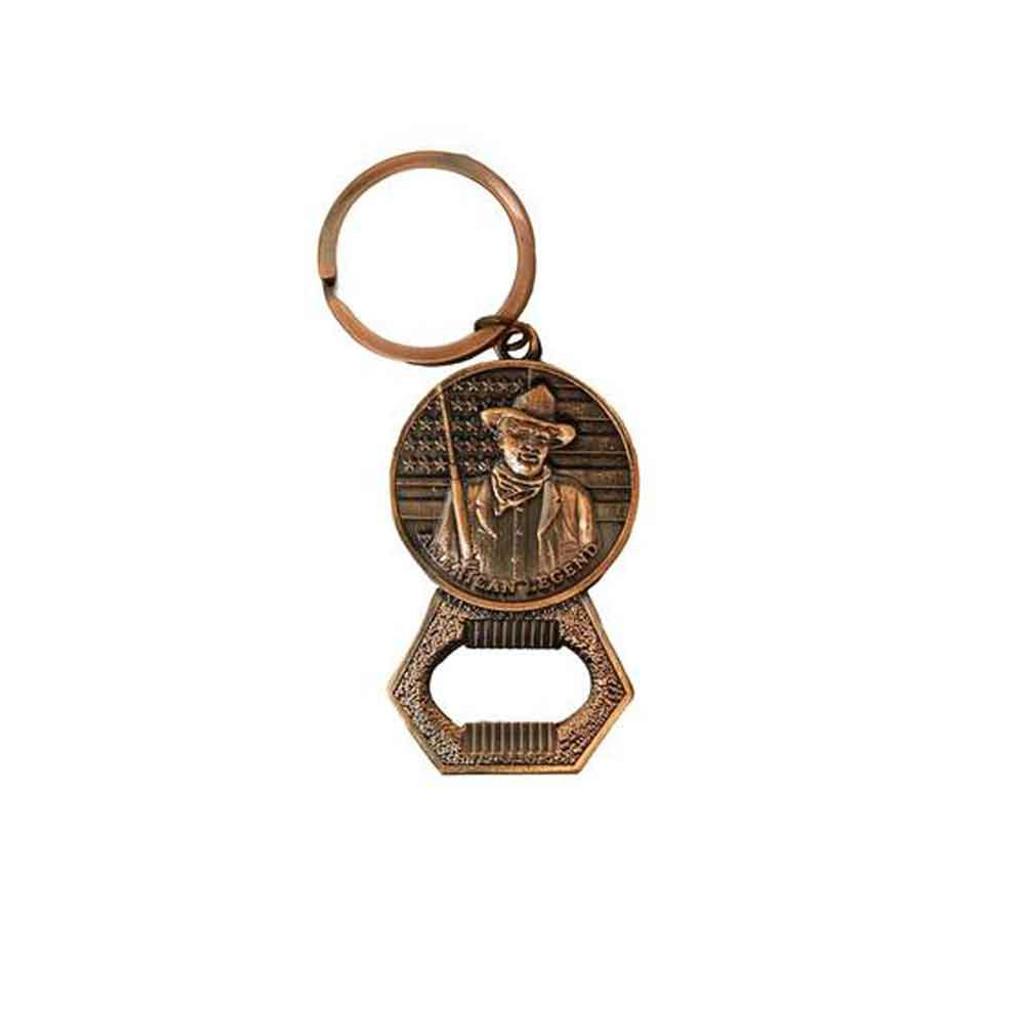 Key Chain/Bottle Opener Brass (12-002-0102)