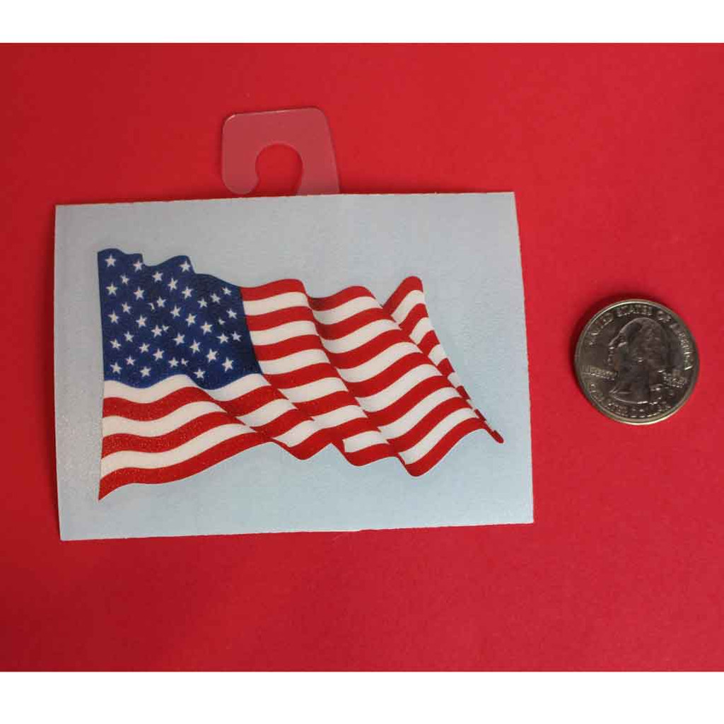 American Flag Decal (12-005-0314)