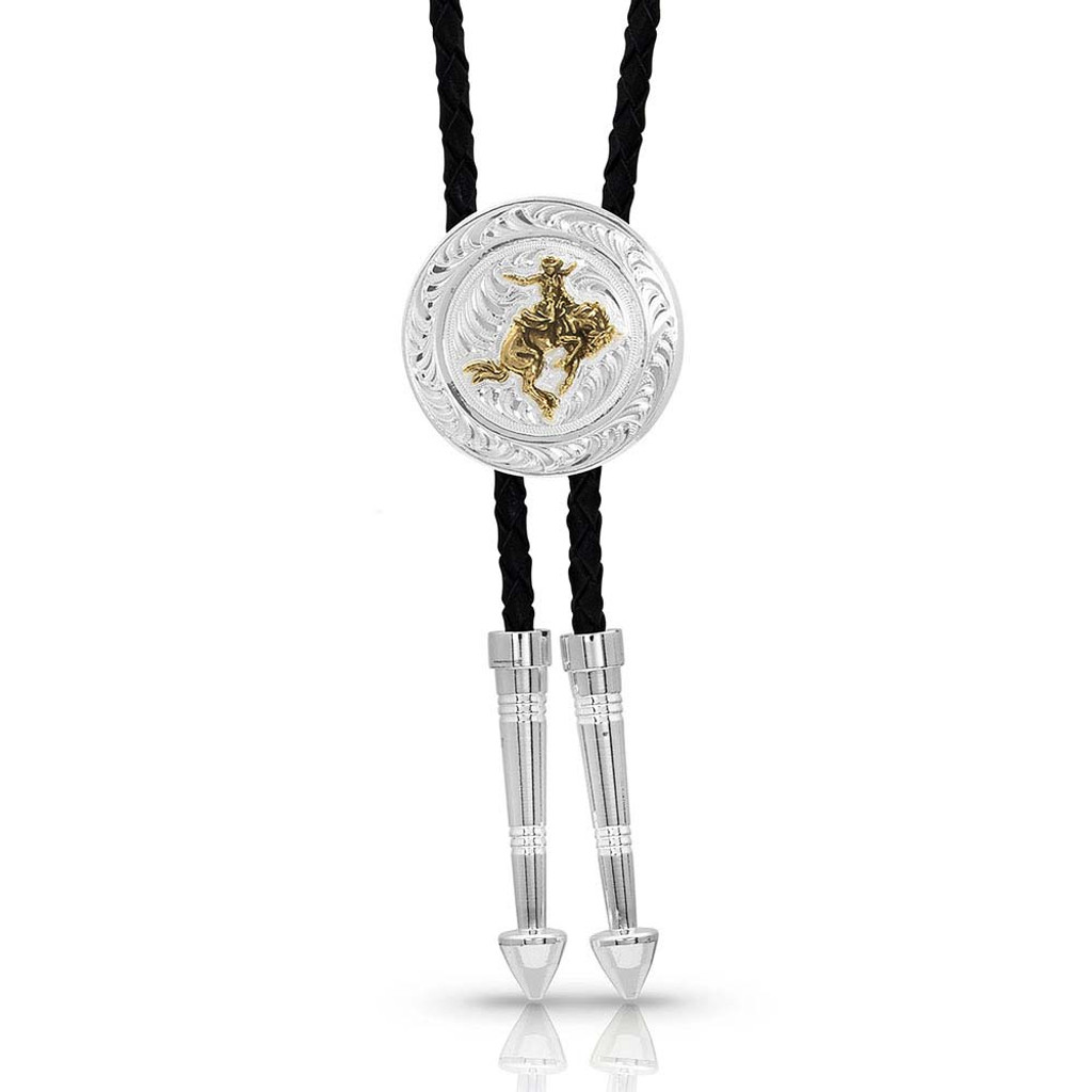 Art of the Cowgirl Bolo Tie