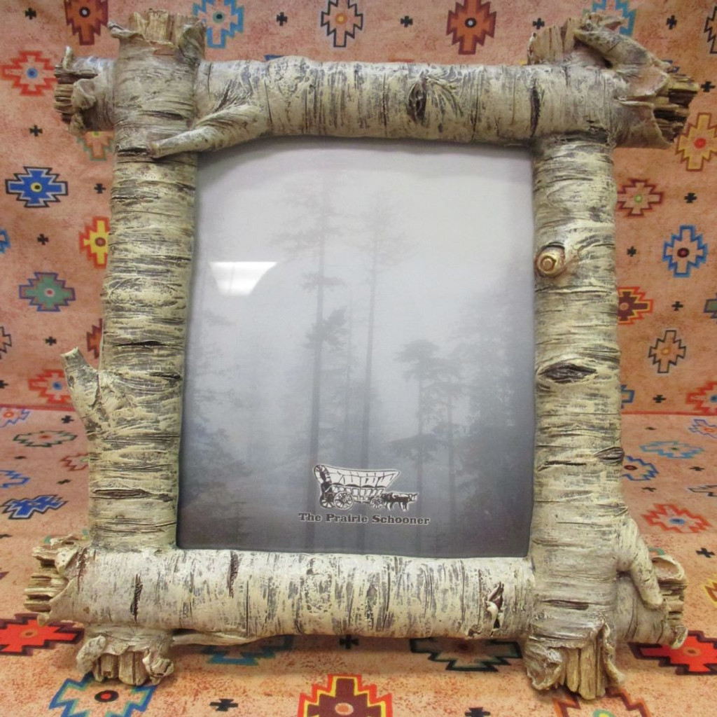 Birch Branch  Picture Frame