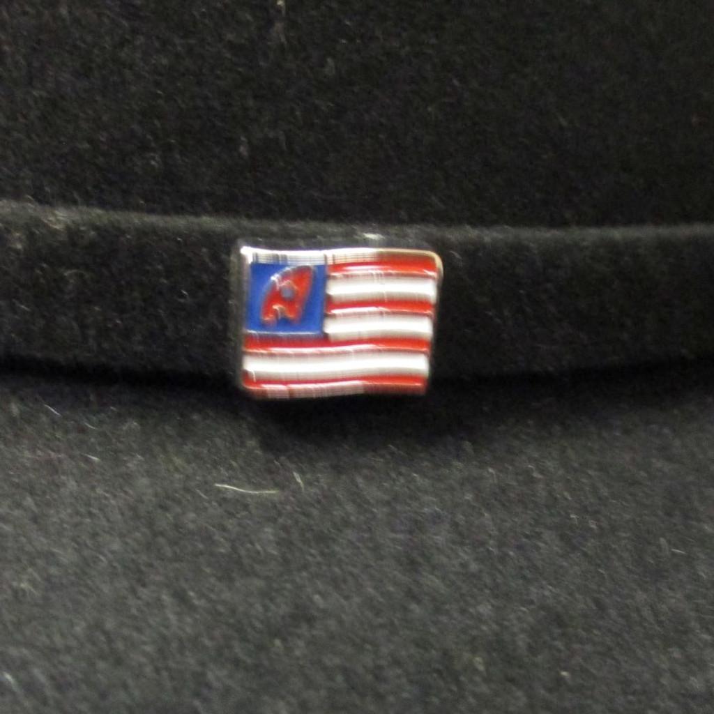 CFD Black 7X American Hat
