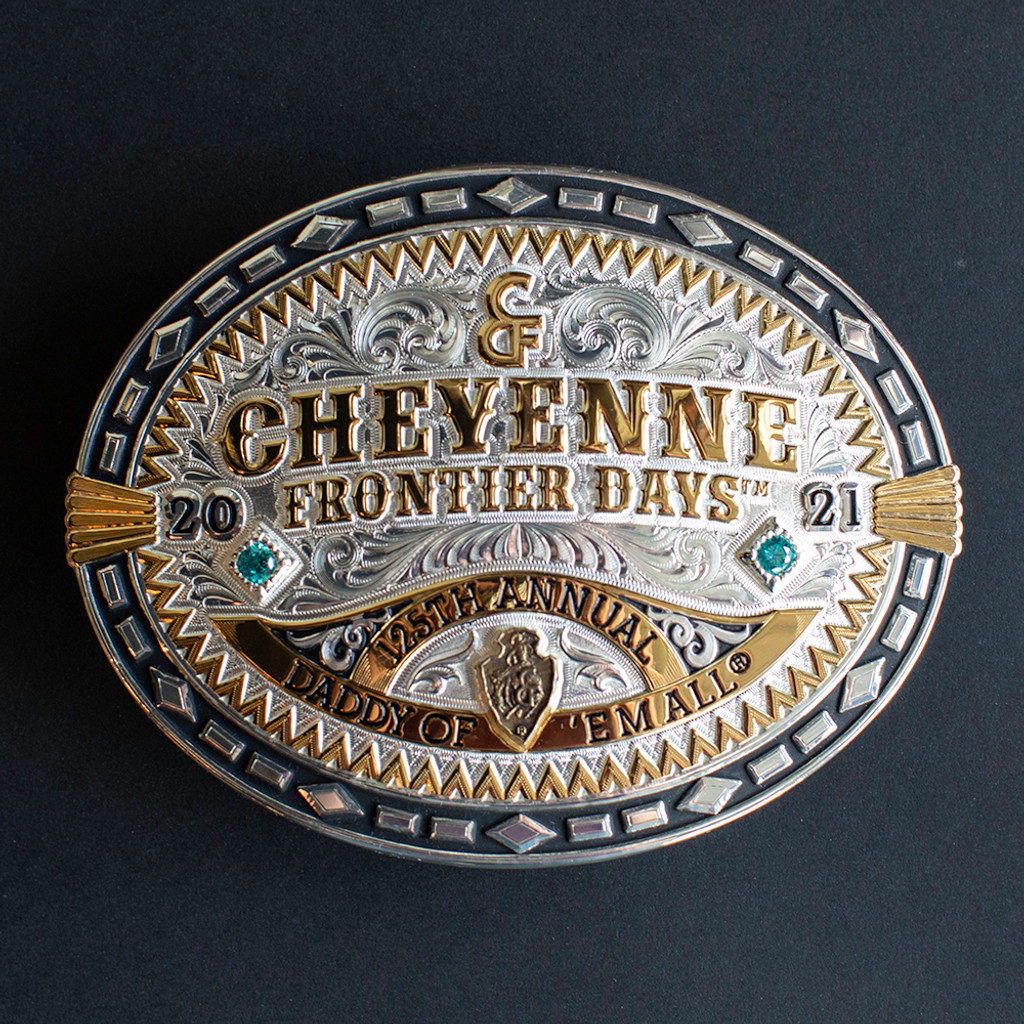 CFD 125th Limited Edition Buckle (2021)
