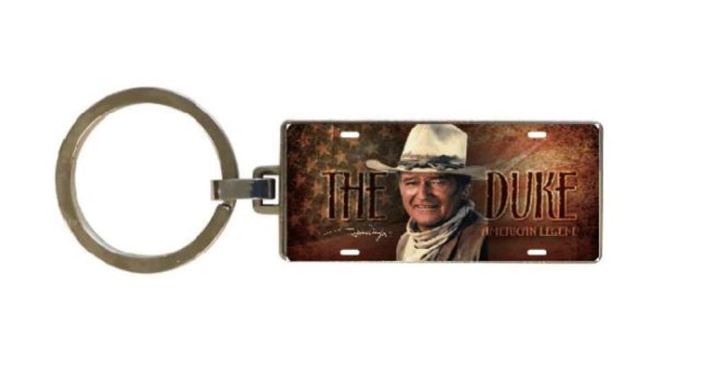 John Wayne Key Chain LP Legend