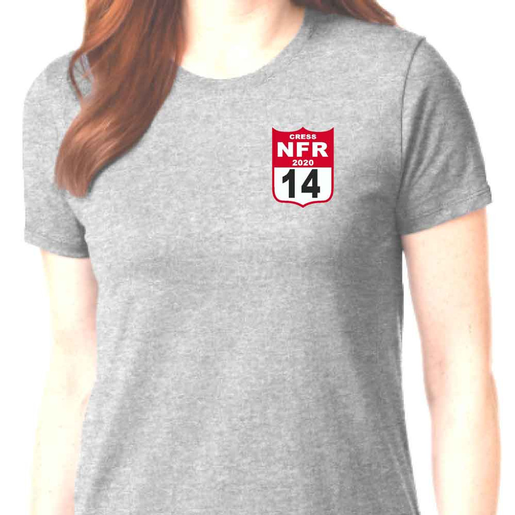 Ladies Brody Cress NFR 2020 Tee