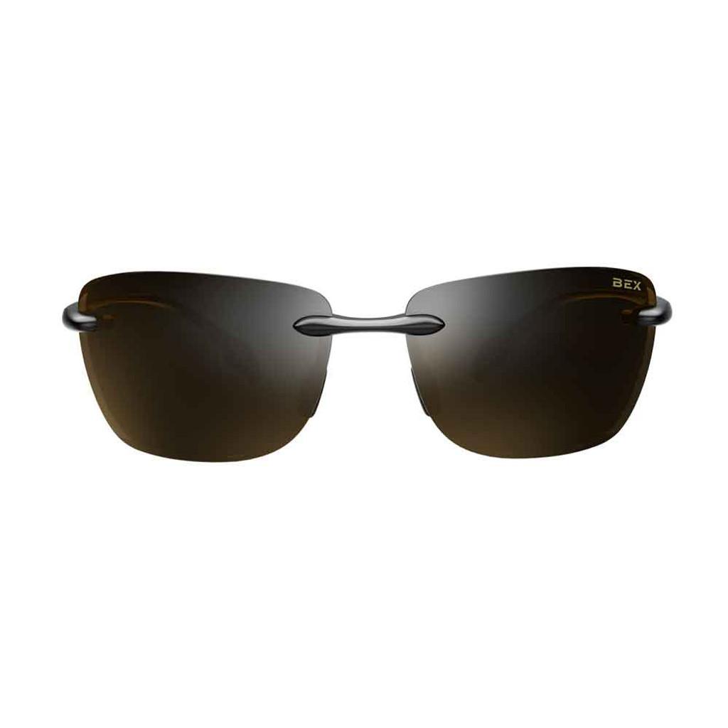 Jaxyn X Black/Brown Bex Sunglasses