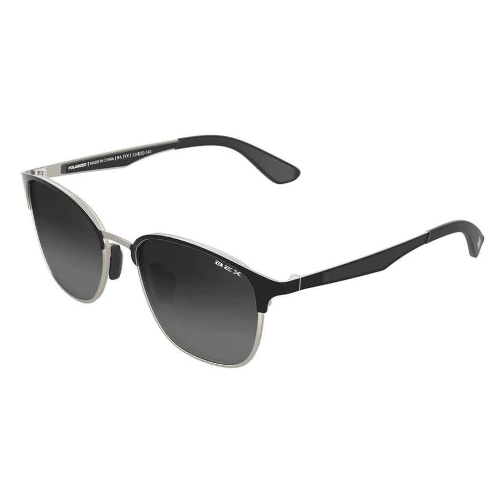 Tanaya Silver/Gray Bex Sunglasses