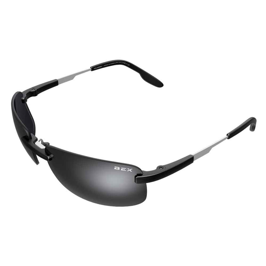 Brackley X Black/Gray Bex Sunglasses