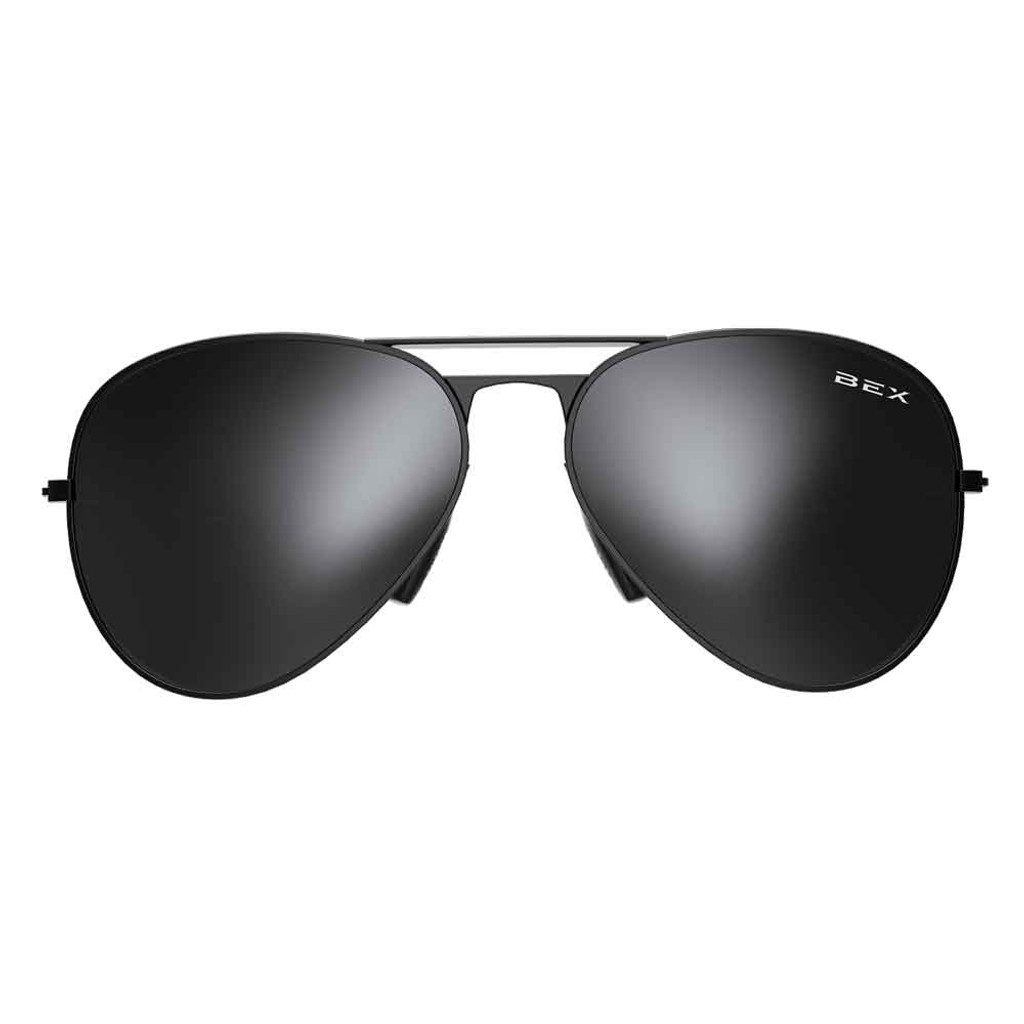 Wesley Black/Gray Bex Sunglasses