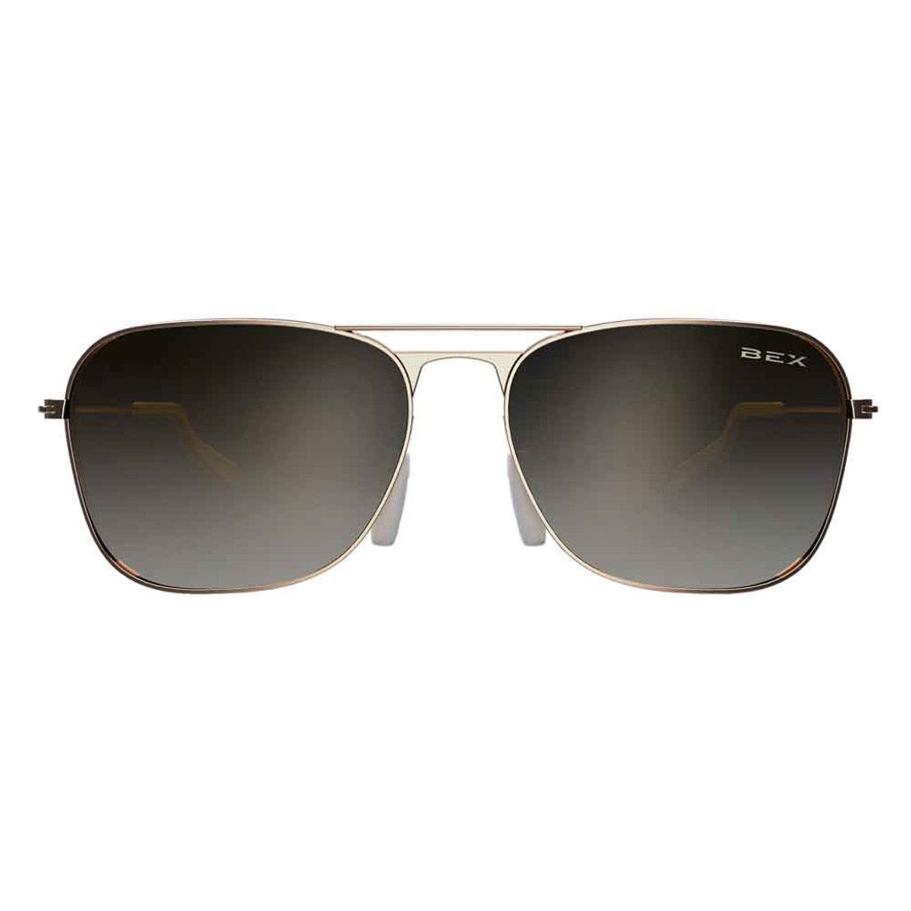 Ranger Rose Brown Bex Sunglasses