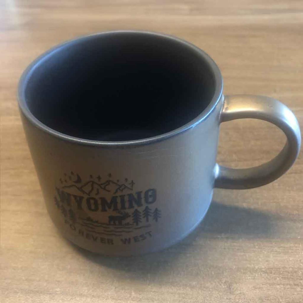 Wyoming Copper Glazed Mug