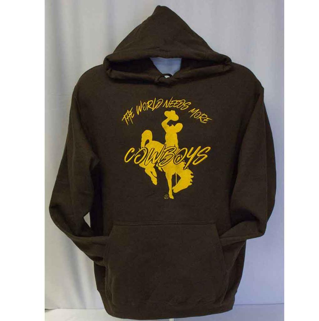 World Needs More Cowboys Sweatshirt
